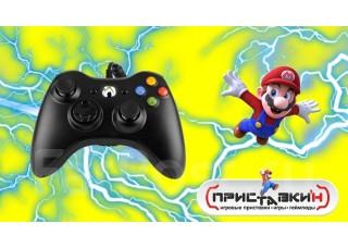 Джойстик проводной Xbox 360