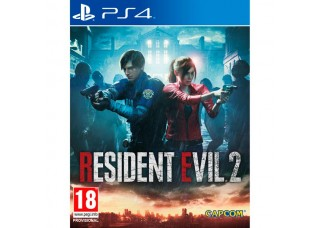 Resident Evil 2 (PS4, русские субтитры)
