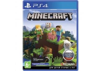 [PS4.новая] Minecraft (рус.)