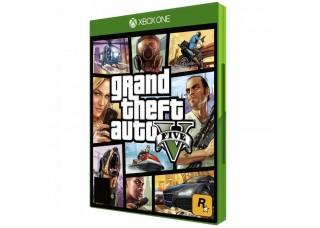 [Xbox One] GTA 5 (рус субитры)