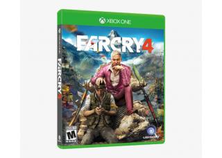 Farcry 4 [Xbox one , рус субтитры]