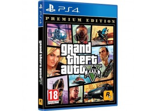 [PS4] GTA 5 Premium Edition (русс суб)