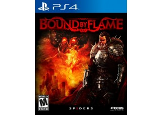 BOUND BY FLAME ⟨PS4 RUS DOC⟩ открытый б/у