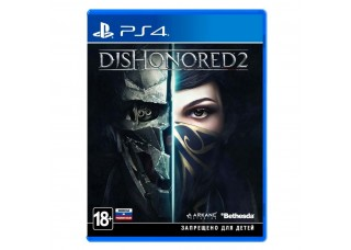 DISHONORED 2  ⟨PS4 RUS VER⟩ открытый