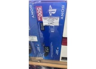 PS3 super slim 500 GB + 45 игр + 2 джоя + HDMI