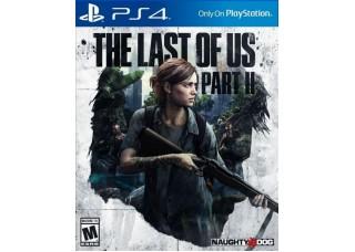 Last of Us Part II (Part 2). Одни из нас часть 2 (PS4)