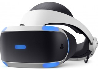 Шлем виртуальной реальности PS4 VR + игра