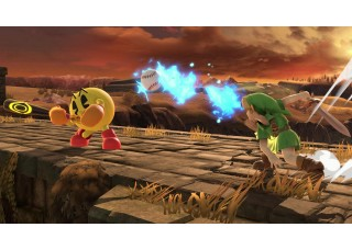 Nintendo Switch 3 игры. Zelda Link Awakening, Zelda Breath of wild, Super Smash Bros