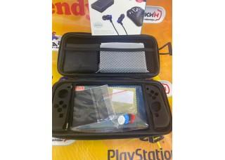 Nintendo Switch. Обруч для тренировок. Игра Ring fit