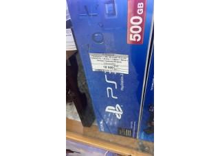 PS3 super slim 500 GB + 45 игр + 2 джоя + контроллер Move + камера